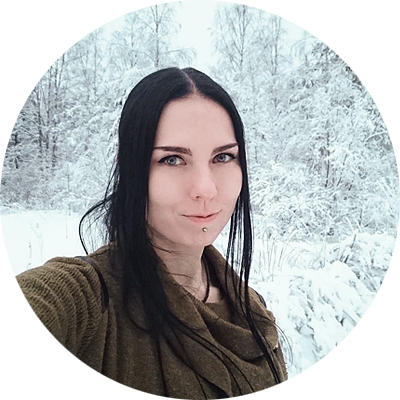 Sallamaari Syrjä - Mainostoimisto IOStudio | Studio Ilpo Okkonen