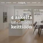 Aina keittiöt - www-sivut