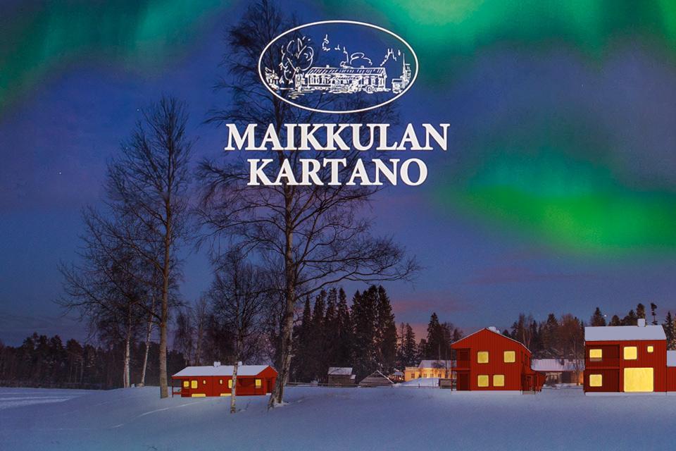 Printti & kuvankäsittely Maikkulan kartanolle - Mainostoimisto IOStudio | Studio Ilpo Okkonen