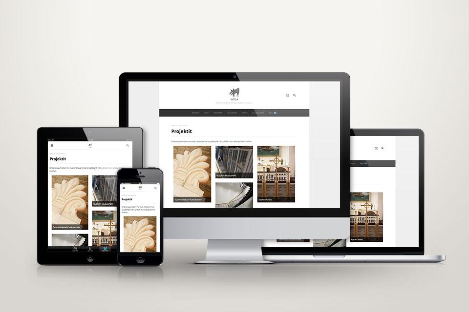 Visuaalinen ilme, printti, web, valokuvaus, & kuvankäsittely Jussi Sutela Oy:lle - Mainostoimisto IOStudio | Studio Ilpo Okkonen