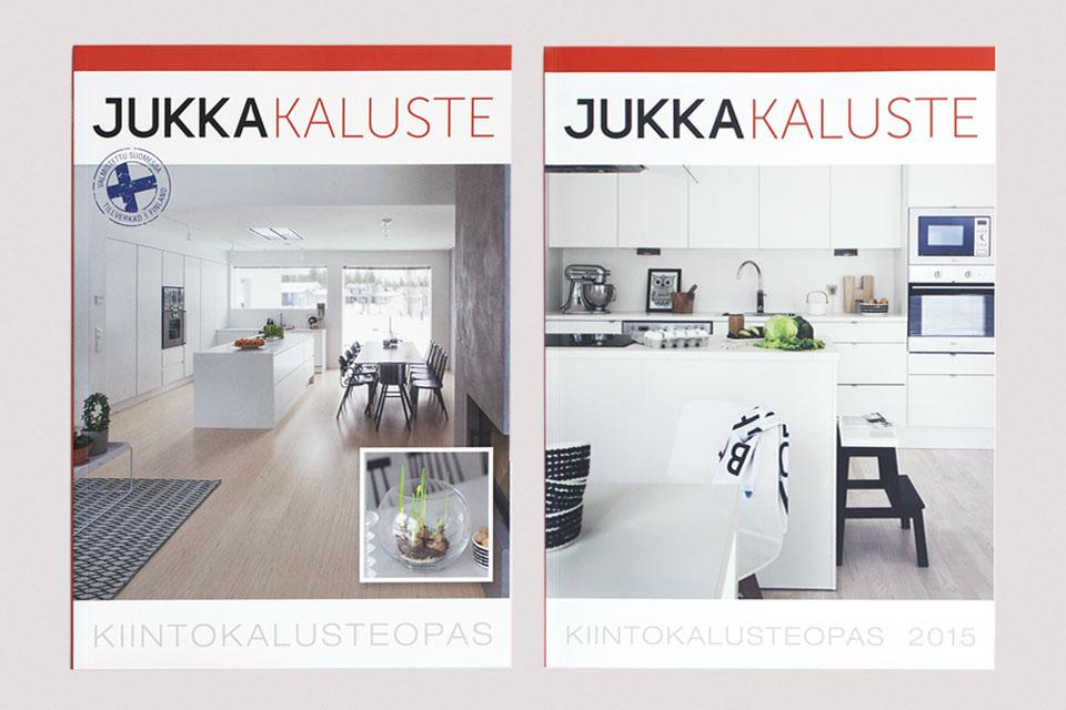 Printti & kuvankäsittely Jukkatalo Oy:lle - Mainostoimisto IOStudio | Studio Ilpo Okkonen