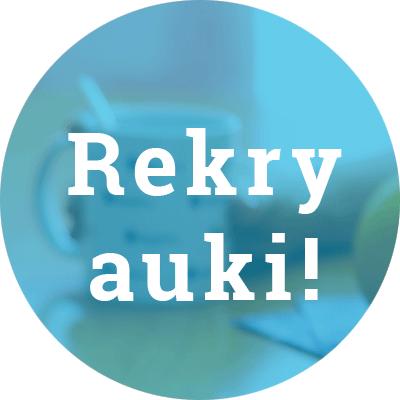 Rekry auki! - Mainostoimisto IOStudio   Studio Ilpo Okkonen
